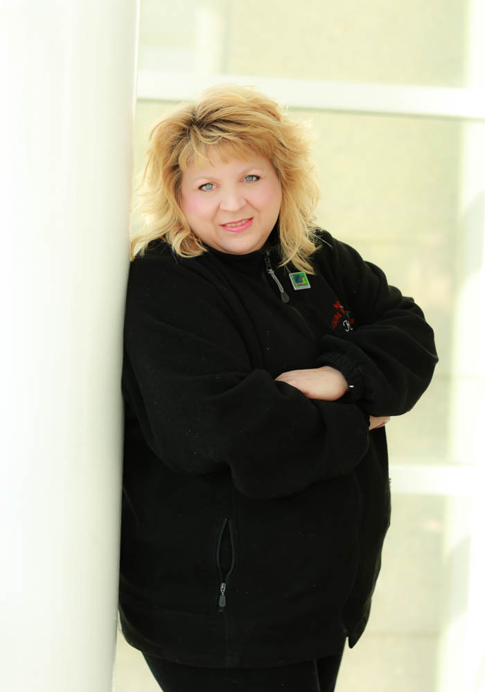 Coach Kathy Bjorkstrand