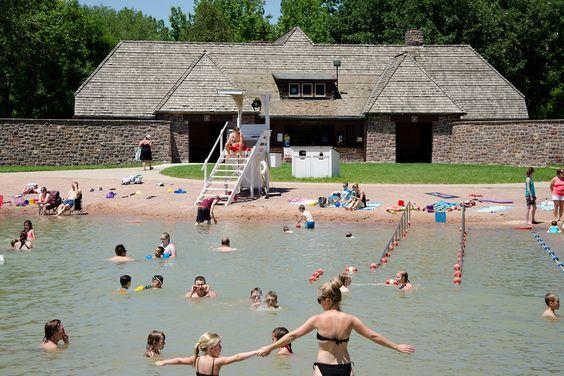 Flandrau Swimming Pool